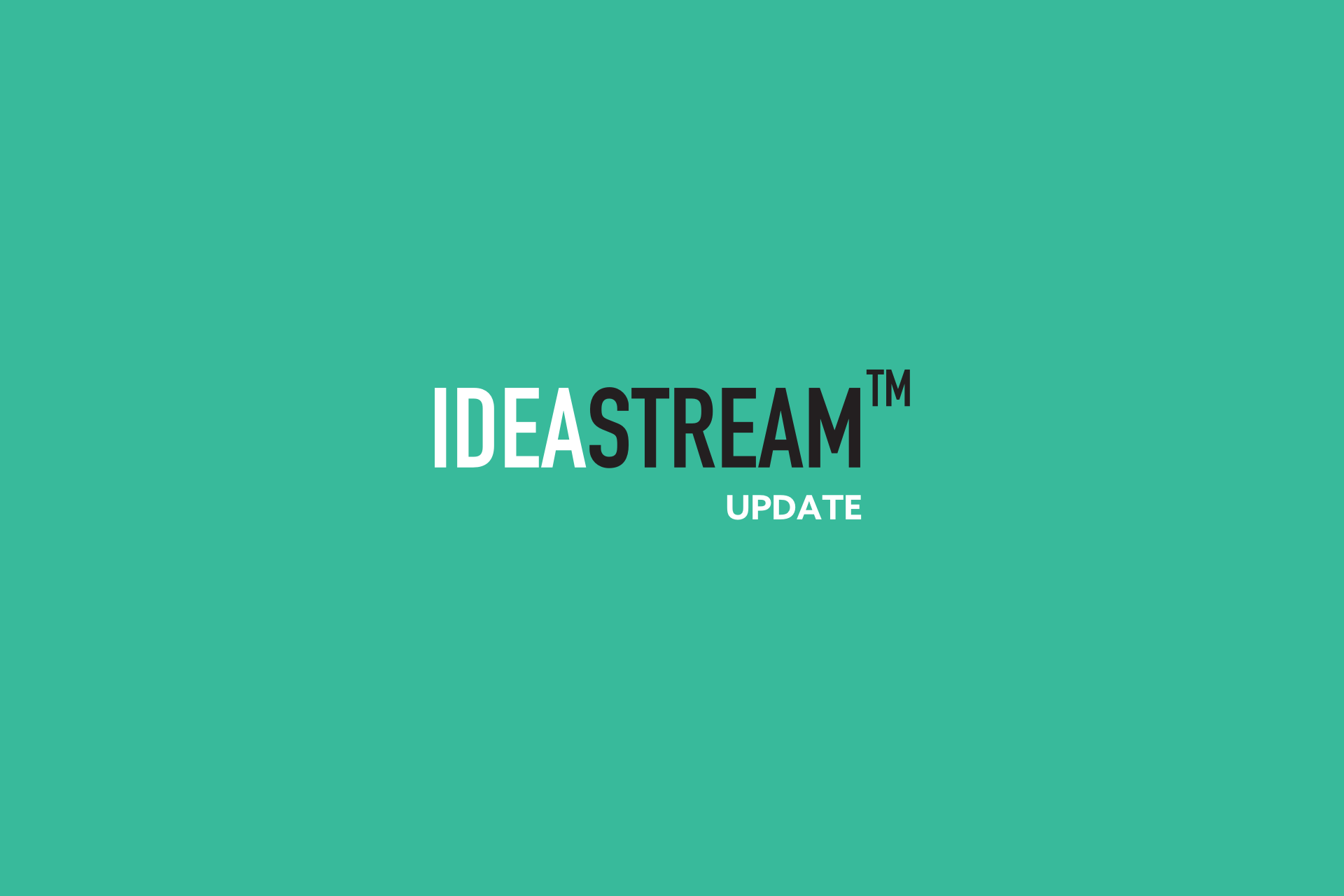 Ideastream™ Feature Update - New Diary Tool*